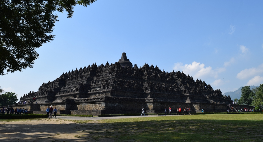 Borobudur, Jejak Peninggalan Peradaban